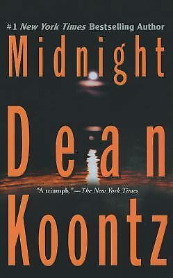 Midnight by Stephen Leather and Dean Koontz (2016, CD, Unabridged)