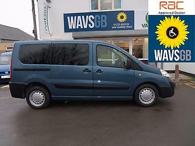 Peugeot Expert 1.6HDi Comfort Mobility Wheelchair Access Vehicle Disabled WAV