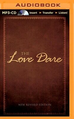 The Love Dare by Alex Kendrick and Stephen Kendrick (2014, MP3 CD, Unabridged)