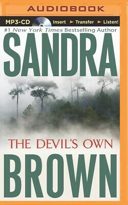 The Devil's Own by Sandra Brown (2014, MP3 CD, Unabridged)