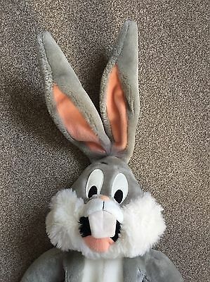 Cuddly Bugs Bunny 3ft (holds a small water bottle)