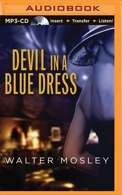 Devil in a Blue Dress by Walter Mosley (2014, MP3 CD, Unabridged)