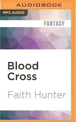 Jane Yellowrock: Blood Cross 2 by Faith Hunter (2016, MP3 CD, Unabridged)