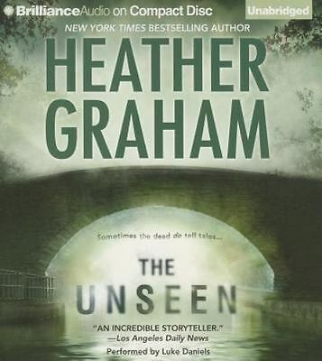 Krewe of Hunters: The Unseen 5 by Heather Graham (2014, CD, Unabridged)