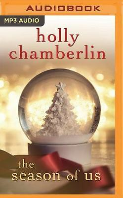 The Season of Us by Holly Chamberlin (2016, MP3 CD, Unabridged)