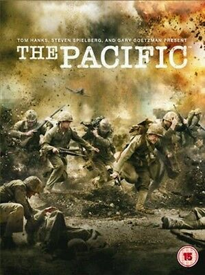 The Pacific: Complete HBO Series DVD (2010, 6-Disc Set) (New)