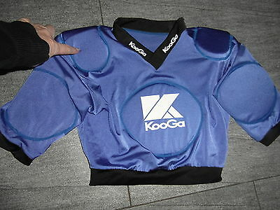 mens small Kooga rugby body armour