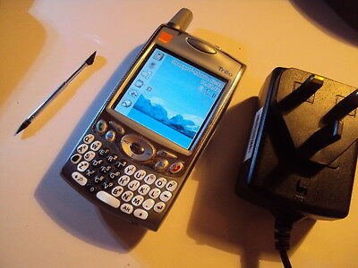 ORIGINAL  RETRO Palm Treo 650 WORKING  ON ORANGE+CHARGER