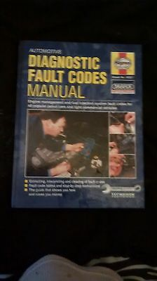 Haynes Automotive Diagnostic Fault Codes Engine & Injection Systems
