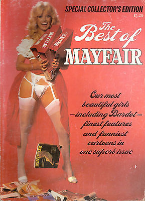 the best of mayfair no 1 mens adult glamour magazine