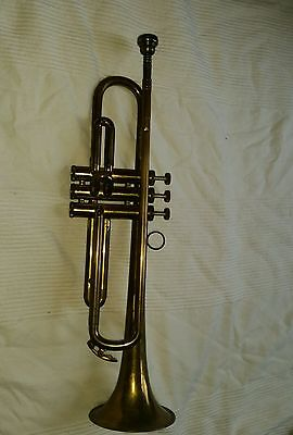 Old Trumpet Cadet Selmer With Rudy Muck 13C Mouthpiece.