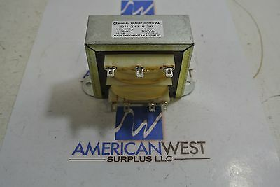Signal Transformer DP-241-8-28 115/230 28 VCT NEW IN BOX