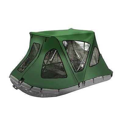 ALEKO Green Color Winter Waterproof Canopy for BT320 Inflatable Boat