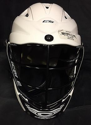 New Cascade CS youth / jr. Lacrosse  Helmet (New) made in USA