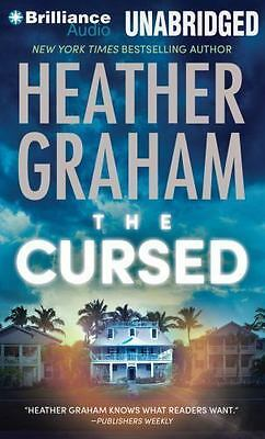 Krewe of Hunters: The Cursed 12 by Heather Graham (2014, CD, Unabridged)