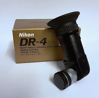 Nikon DR-4 - mirino angolare - right-angle viewing attachment