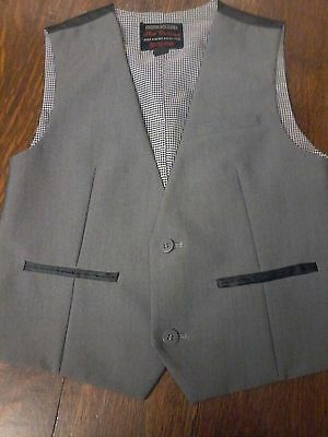 Boys Designer Waistcoat From Next Aged 8 Years