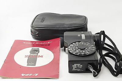 EXCELLENT+++++ SEKONIC zoom meter L-228 from japan #167