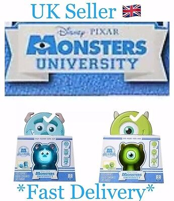 Disney Pixar Monsters University Roll A Scare Mike & Sulley UK Seller