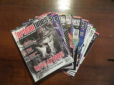 Fortean Times 1998 Every Issue For The Whole Year.