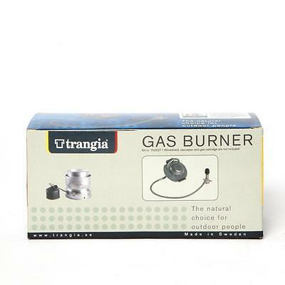 New Trangia Gas Burner Camping Hiking Stove 742527 Fits In Lower Windshield DofE
