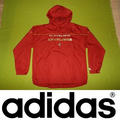 Jacket CLEVELAND CAVALIERS (L) ADIDAS PERFECT !!! WINDCHEATER !!!