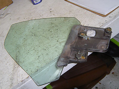 1969 Ford Mustang Coupe/Convertible Right Rear Quarter Glass - Sun X Tinted