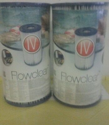 Filter cartridges(IV) for swimming pool