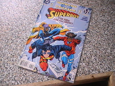 Superboy # 7     Dc Comics