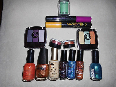 Mixed Bundle Of Make Up  14 Items Brand New