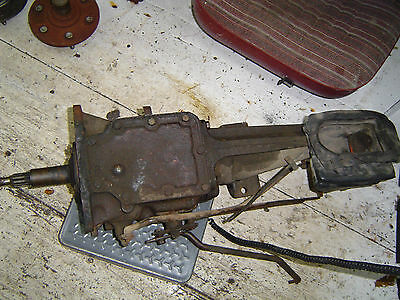 1971 Ford Mustang 3 Speed Standard Transmission with Shifter