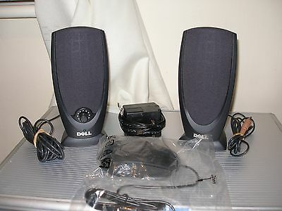 Dell A215 Computer Speakers