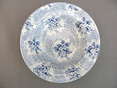 A sweet little 19th Century Transfer printed dish - blue and white