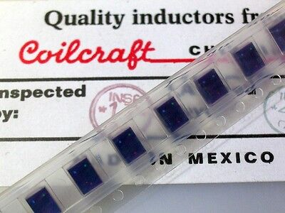 [100 pcs] Coilcraft 5.6uH Chip Inductor 1812CS-562XJBC