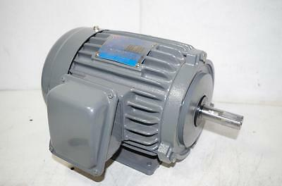 Teco Westinghouse # N0022  2Hp Ac Induction Motor 230/460V.  3455Rpm  145T  New!
