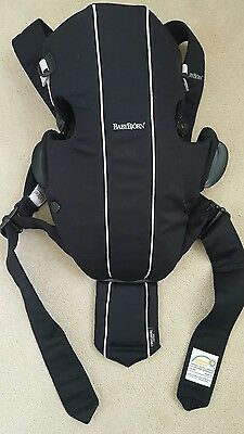 Baby Bjorn Original Carrier - used twice at home
