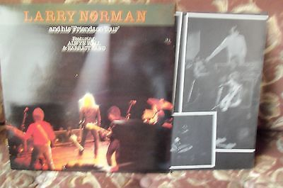 Larry Norman - On Tour - Solid Rock  Label -Poster-    £7