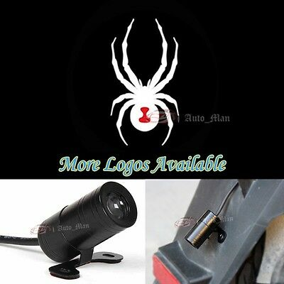 Can Am Spyder Bike Spider Logo Motorcycle Laser Projector CREE LED Shadow Light