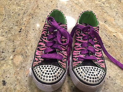 Sketchers Twinkle Toes - Size 13 Jnr
