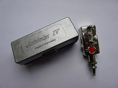 Autoknips Vintage Clockwork Self Timer For Camera Accessories In Plastic Case