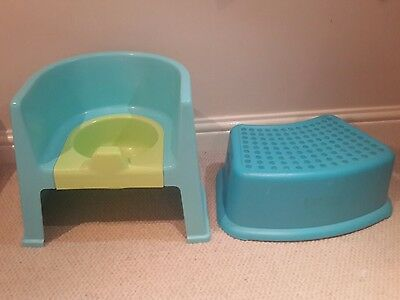 potty and step