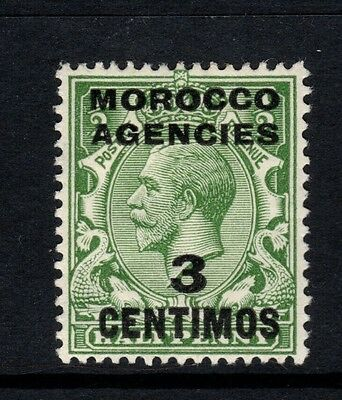 Morocco Agencies 1914-1926 Definitives Sg128 - Lightly Mounted Mint