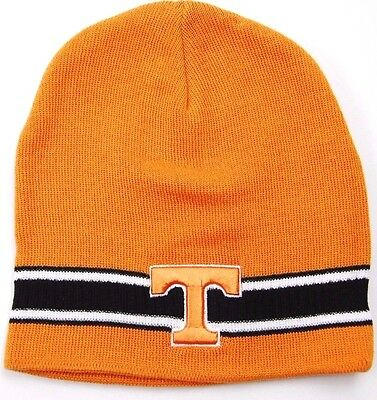 0e97d35d513 TENNESSEE VOLUNTEERS KNIT Beanie Toque Winter Hat skull cap NEW NCAA ...