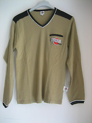 Vintage LUCKY STRIKE   AN ORIGINAL STYLE   TEE SHIRT  Taille L   MANCHES LONGUES