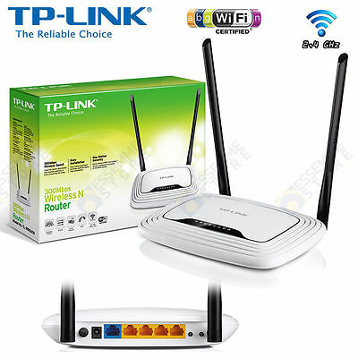 ROUTER WIFI ACCESS POINT 300Mbps WIRELESS TPLINK TL-WR841N