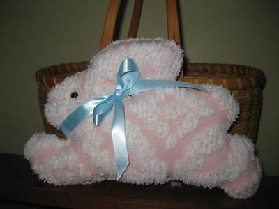 Not too Early For The Handmade Easter Bunny