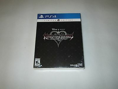 Kingdom Hearts HD 2.8 Final Chapter Prologue Limited Edition PS4 Sealed