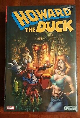 Howard The Duck Omnibus - New and Shrink-wrapped!