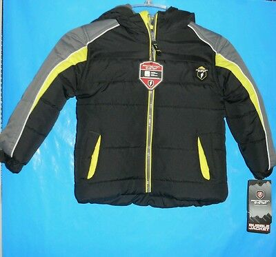 protection system kids jacket size 4T