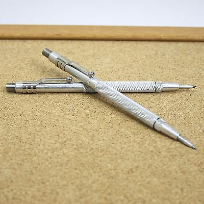 Vintage Scriber Etching Pen General Made In USA Lot Of 2